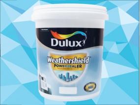 Thùng sơn Dulux 2