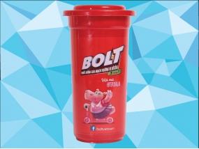 Chuyển nhiệt ly nhựa Bolt 3