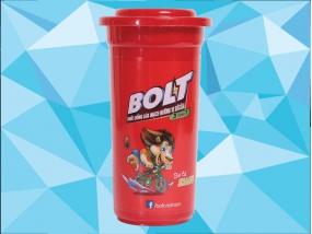 Chuyển nhiệt ly nhựa Bolt 1