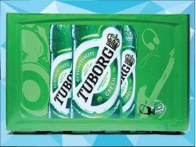 Màng chuyển két bia Tuborg
